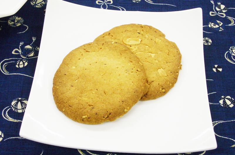 さくさくクッキーみそ風味